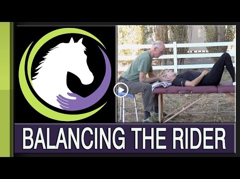 BALANCING THE RIDER: COORDINATING BODY, MIND AND MOVEMENT