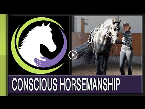 CONSCIOUS HORSEMANSHIP: FINDING PHYSICAL AND EMOTIONAL BALANCE
